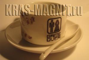 печать на кофейной кружке керамической,