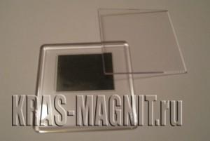 заготовка акрилового магнита на холодильник
