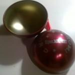 ёлочный шарик с сюрпризом,Шарик ёлочный,