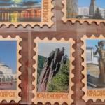 магниты на холодильник марки Красноярск