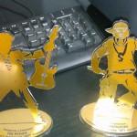 статуэтки наградные