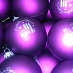 шарики с логотипом,печать на шариках,ёлочные шарики с логотипом,