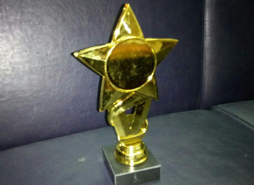 статуэтки наградные,статуэтки на постаменте,статуэтки Звезда,