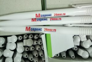 печать логотипа на ручках,нанесение на ручках,печать на шариковых ручках,