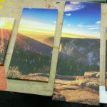 модульные картины,печать картин Красноярск,изготовление модульных картин,
