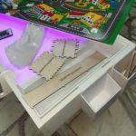 стол световой,стол песок рисование,стол детский с песком,