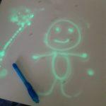 рисуй светом,набор рисование,планшет рисуй светом,