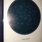 Карта звёздного неба,купить карту звёздного неба,Карта звёздного неба красноярск,