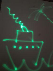 рисуй светом, планшет рисуй светом,