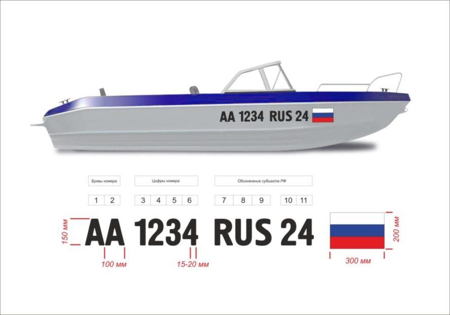 номера на лодку,номера на лодках,номер на лодку заказать,